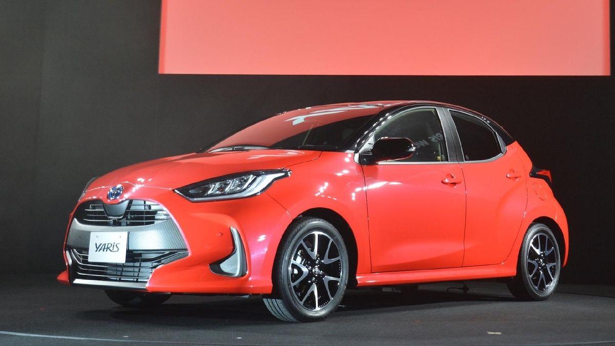 Nová Toyota Yaris představena, slibuje spotřebu tři litry na sto