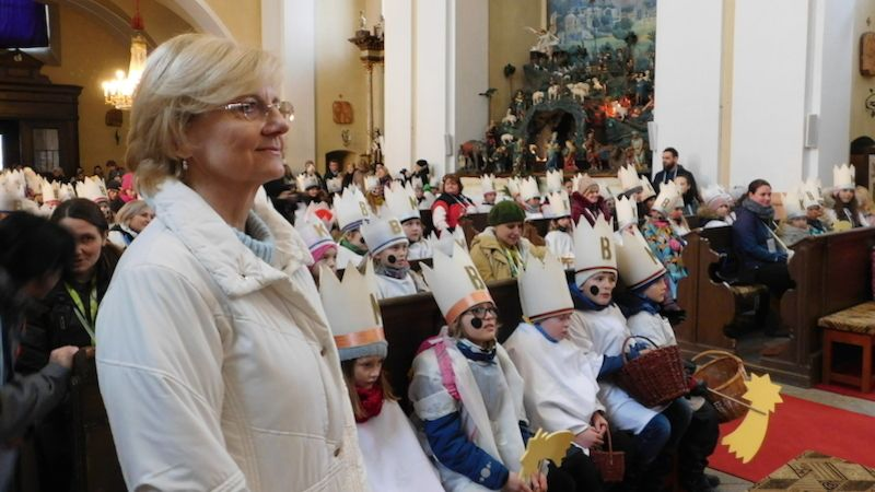 Výtěžek Tříkrálové sbírky na Dobrušsku dosáhl rekordní výše. Šestimístná suma začíná poprvé osmičkou