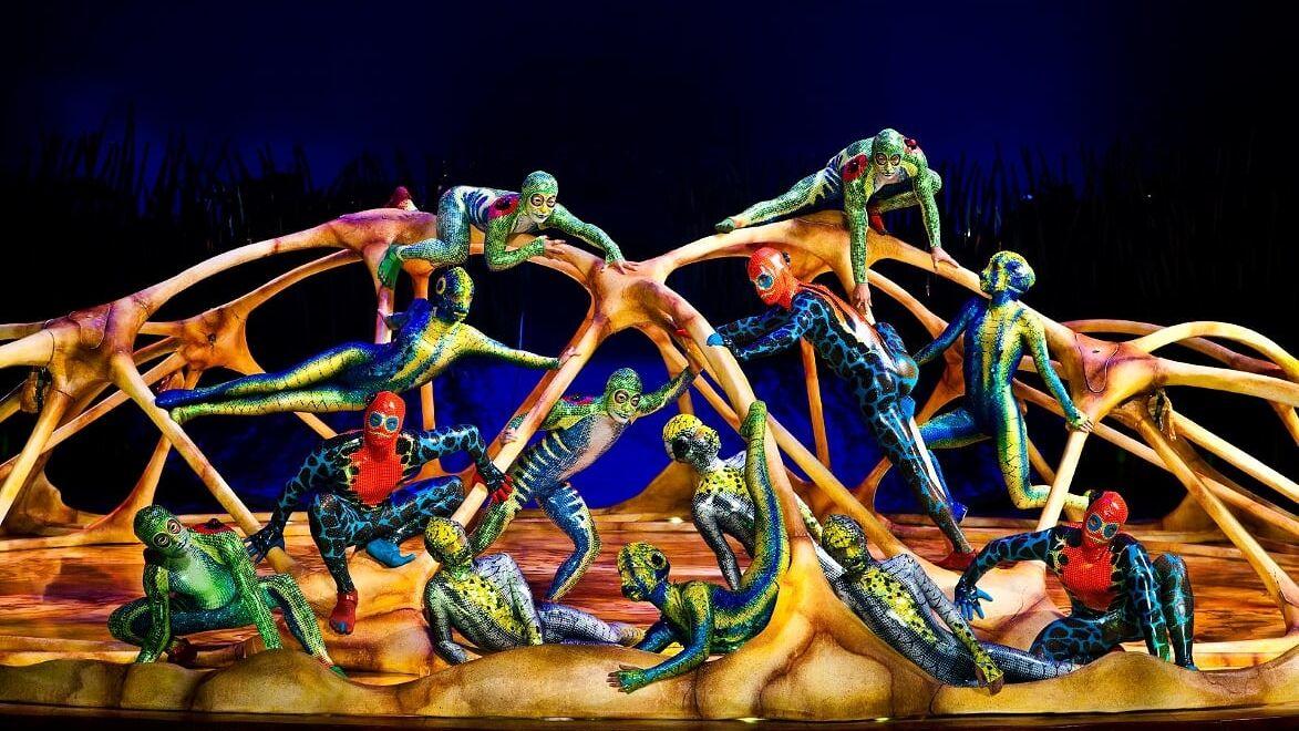 Na Letné vyroste obří šapitó Cirque du Soleil pro 2500 lidí