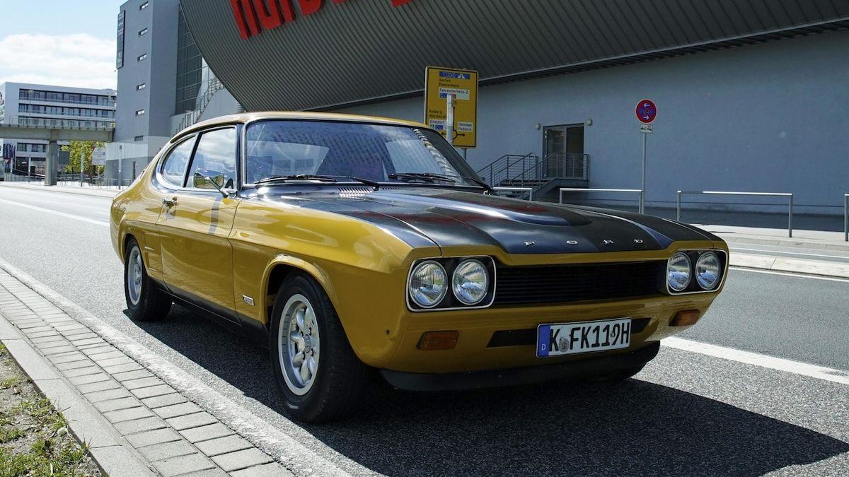 Sen o novém Fordu Capri stále žije. Tvrdí to šéf designu automobilky