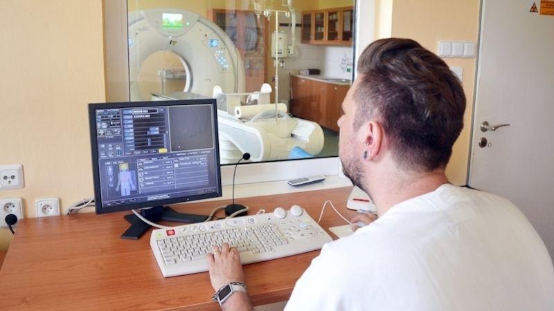 Nové vyšetření vNemocnici Valašské Meziříčí zhodnotí stav srdečních tepen