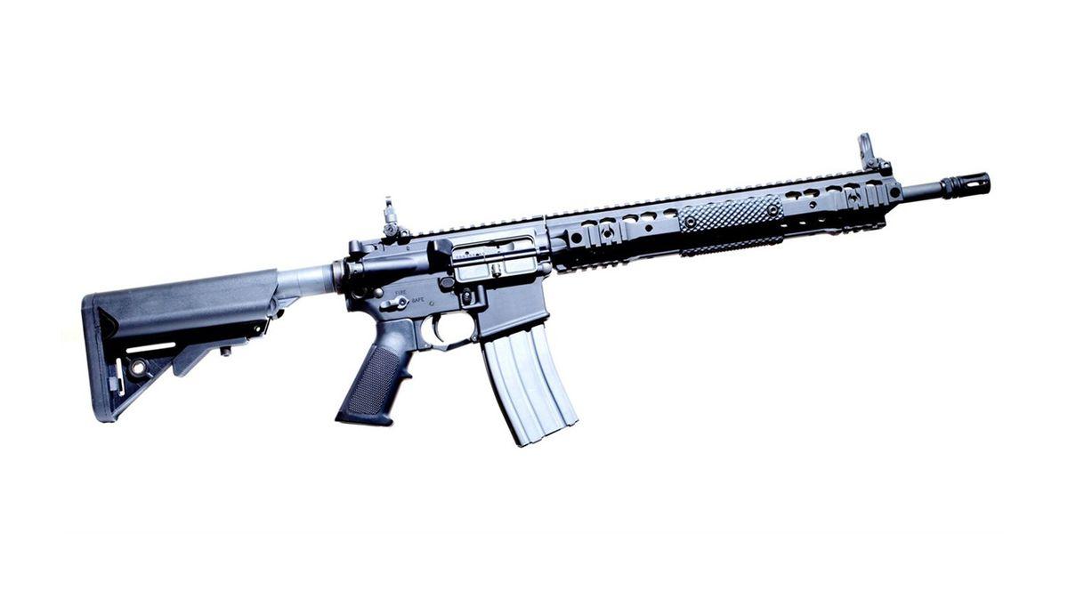 Jedenáctiletá dívka přišla na projednávání zákona o zbraních s nabitou puškou