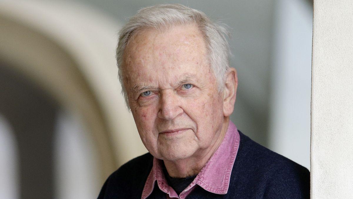 Jiří Tichota, zakladatel Spirituál kvintetu: Ruce už nejsou tak hbité, řeč vázne