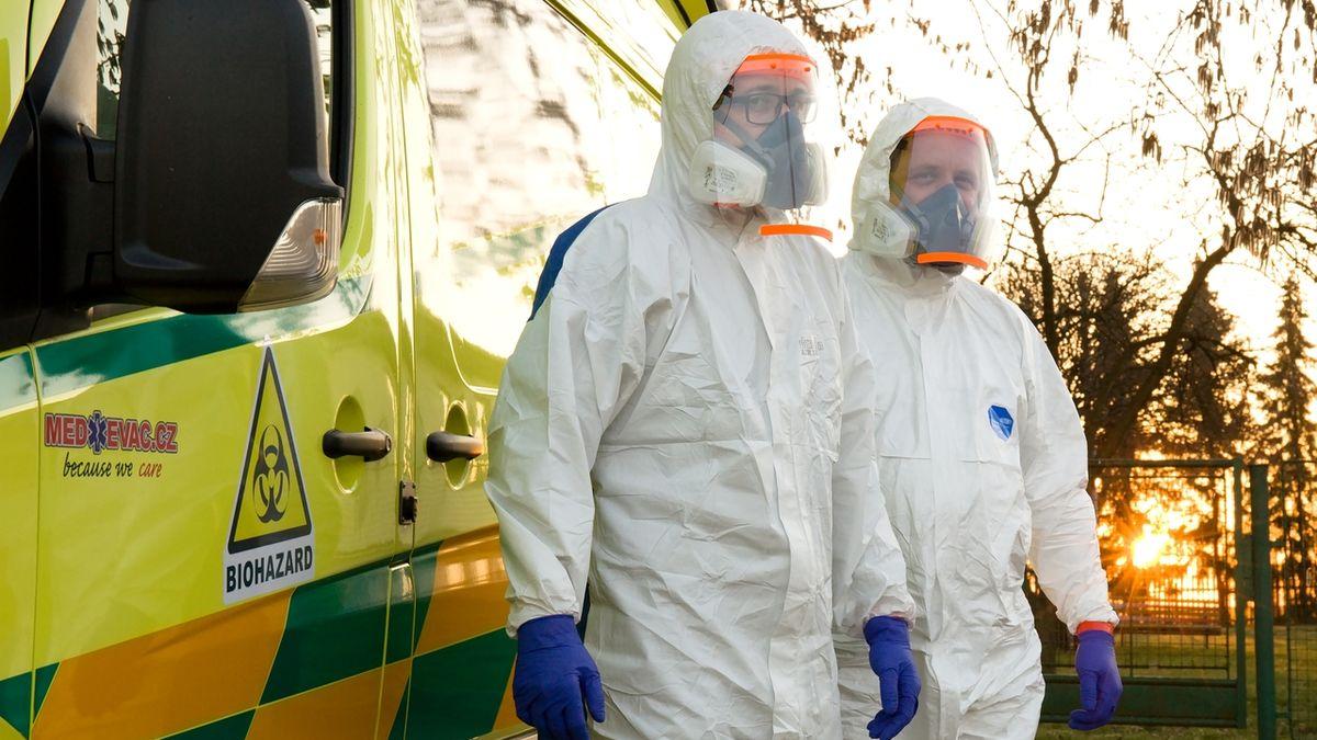Záchranář: Virus je ostré cvičení, které nás může připravit na horší scénáře