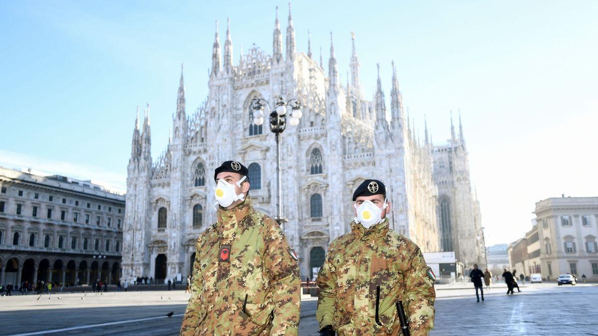 Ministerstvo zahraničí nedoporučuje cesty na sever Itálie