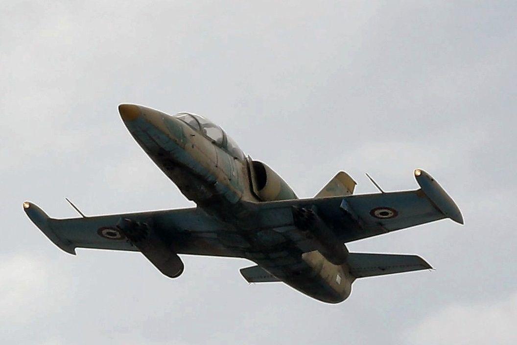 Aero L-39 Albatros syrských vzdušných sil