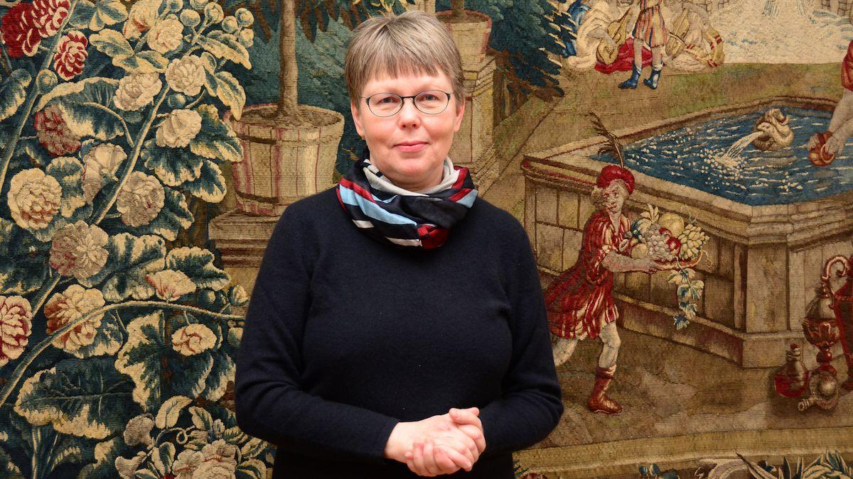 Ředitelka Národní galerie Praha Anne-Marie Nedoma: Snažíme se zůstat otevřeni aspoň virtuálně