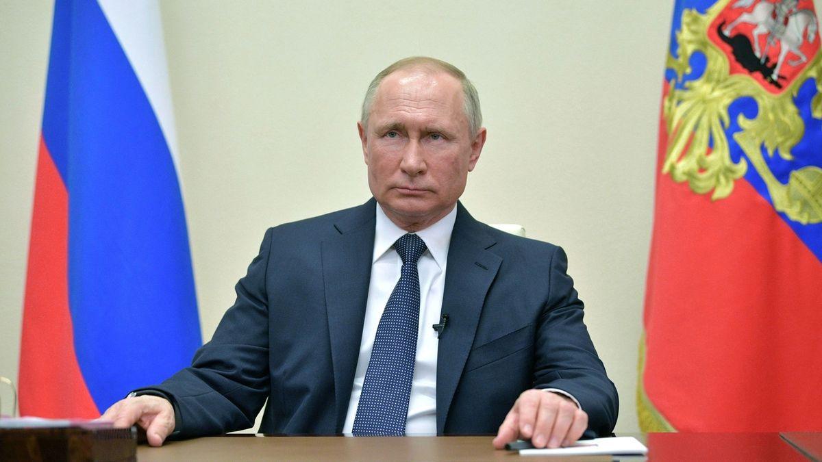 Putin podepsal zákon, který mu umožní být prezidentem ještě 15 let