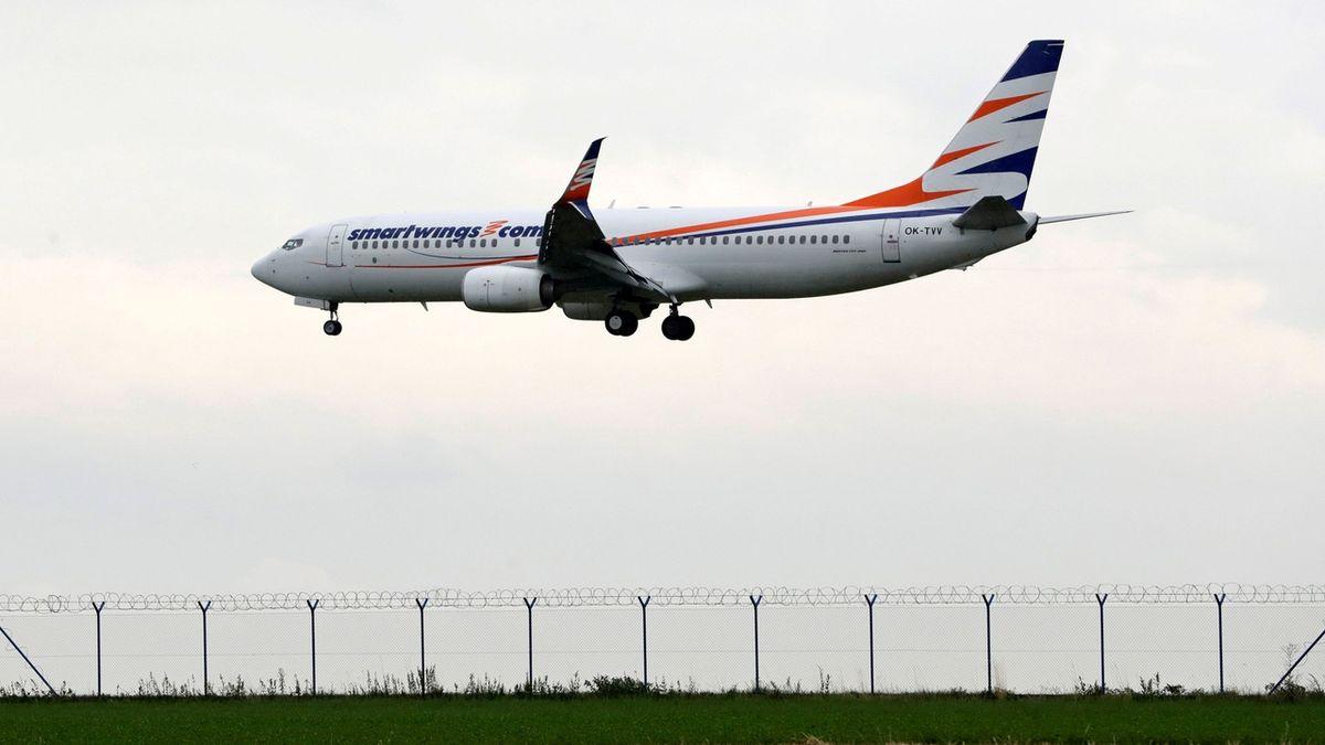 Smartwings a ČSA loni přepravily o 80 procent cestujících méně