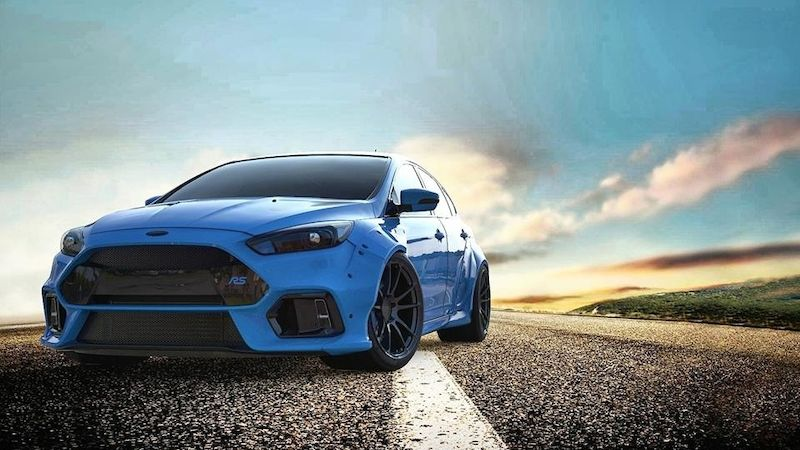 Fortune Flares Ford Focus RS/ST