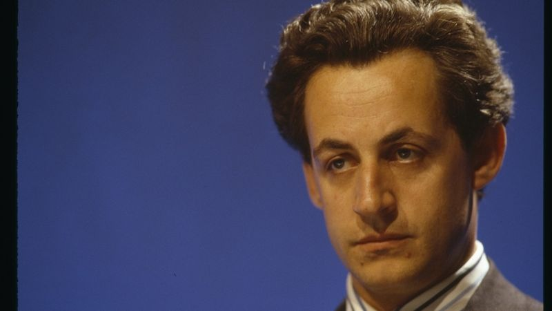 Nicolas Sarkozy na Right Wing National Congress