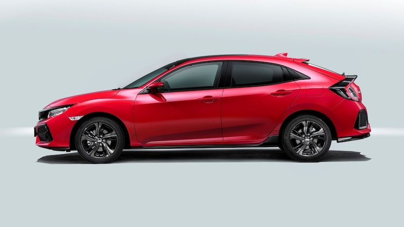 Honda Civic X (2017)