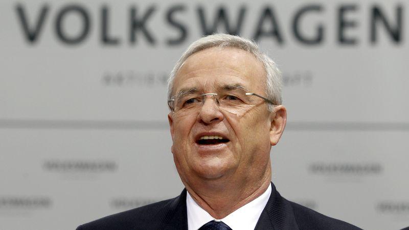 Volkswagen bude žádat odškodné po bývalém šéfovi koncernu a řediteli Audi