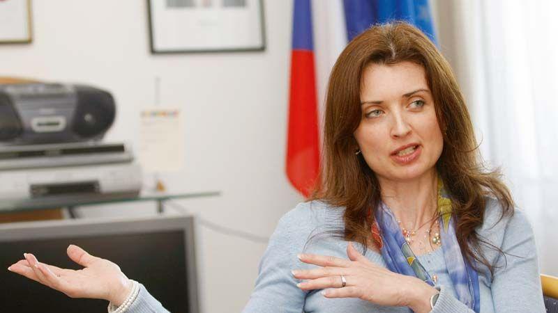 Zástupkyně ombudsmana Monika Šimůnková