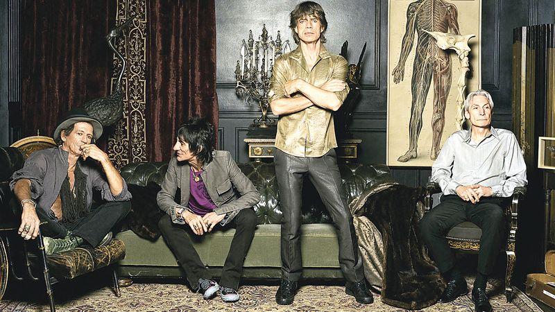 Rolling Stones vydají v reedici album, na němž je hit Angie