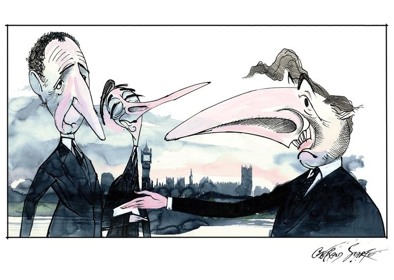 Superman sexuální karikatury