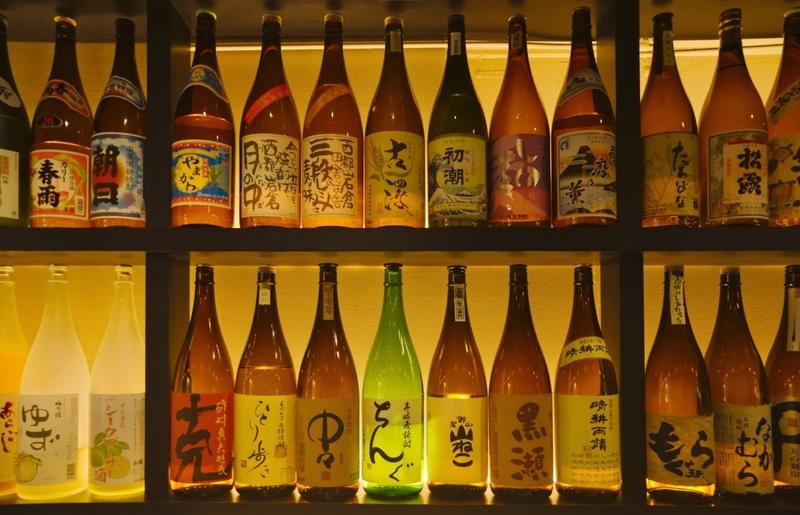 Japonský sex drink