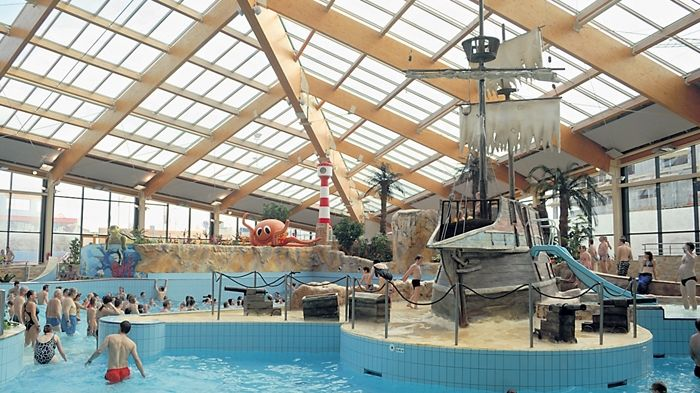 Tipy na výlety: Kam zamířit do aquaparků