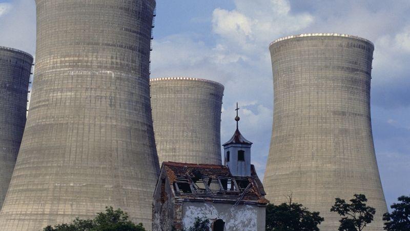 Jaderné elektrárny už jsou chráněny před drony