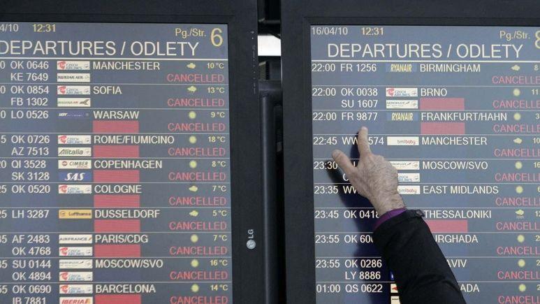 Evropské aerolinky chtějí výrazně omezit náhrady za zrušené a zpožděné lety
