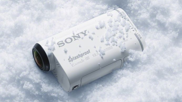 Sony Action Cam HDR-AS100VR (2014)