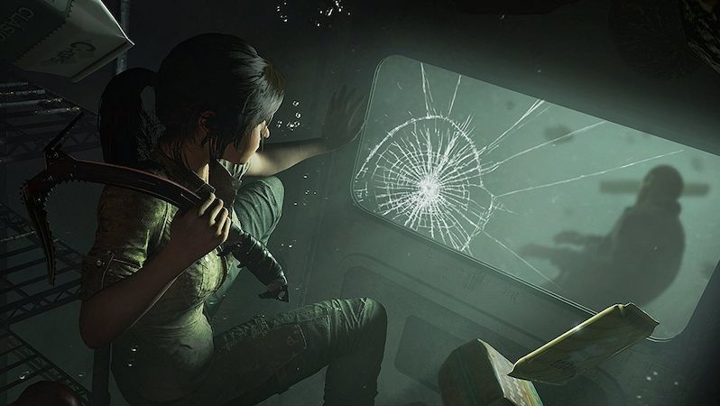 Ukázka ze hry Shadow of the Tomb Raider