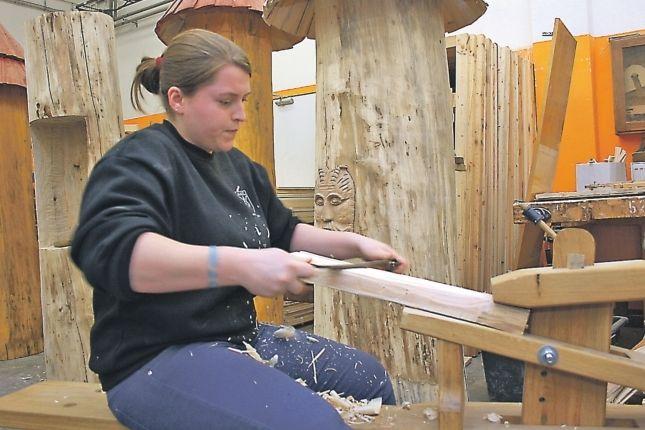 Brněnské učiliště se snaží připravit budoucí řemeslníky, kteří o to mají zájem, i na kvalifikovanou práci v zahraničí.
