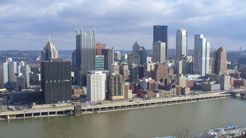 Piitsburgh Downtown