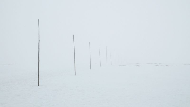 Meteorologové upřesnili výstrahu před větrem, na Sněžce měl rychlost orkánu