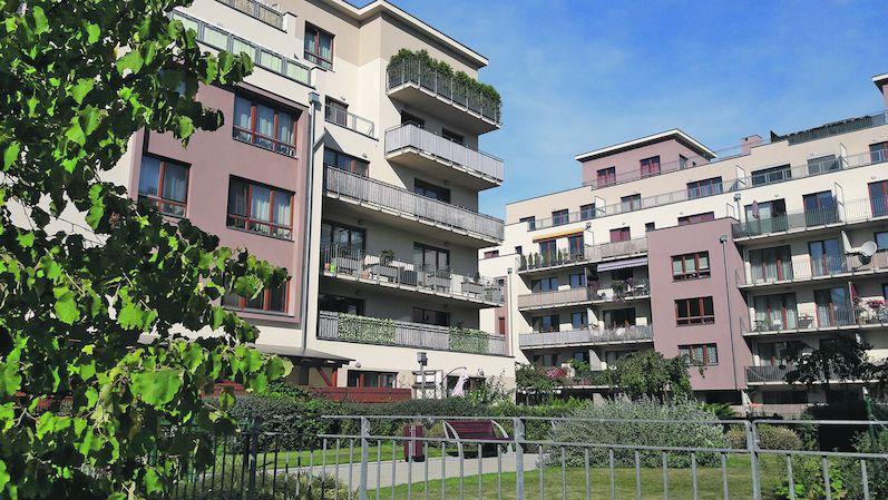 Studie: Nájemné v Praze se bude blížit západoevropským metropolím