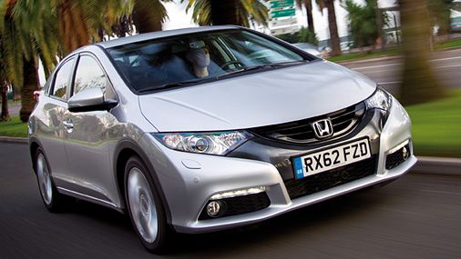 Honda Civic (2013)