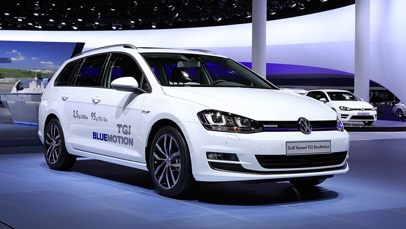 VW Golf Variant TGI