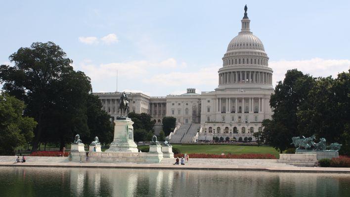 Washingtonský Kapitol