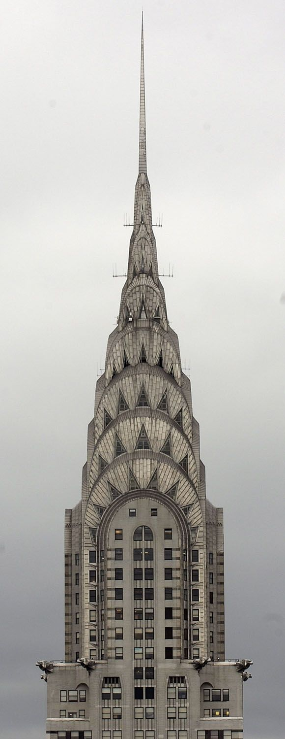 Mrakodrap Chrysler Building