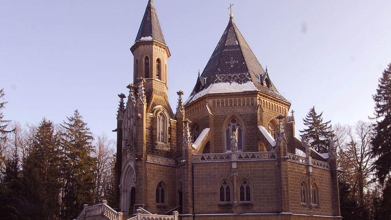 Spor o hrobku Schwarzenbergů urovnán