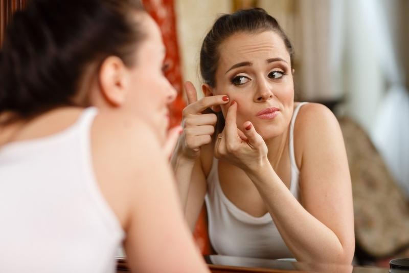 Kouření a péče o obličej