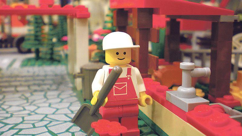 Lego chce dát vale plastovým obalům. Pilotní projekt startuje v Kladně