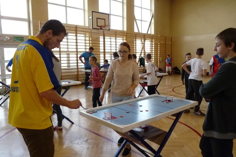 Polish Open – billiard-hockey šprtec
