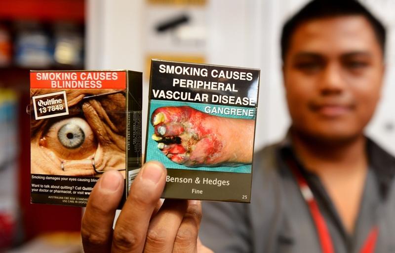 opravdu mladé kouření