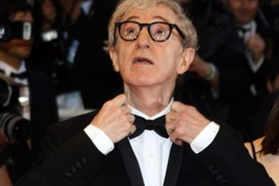 Woody Allen v Cannes