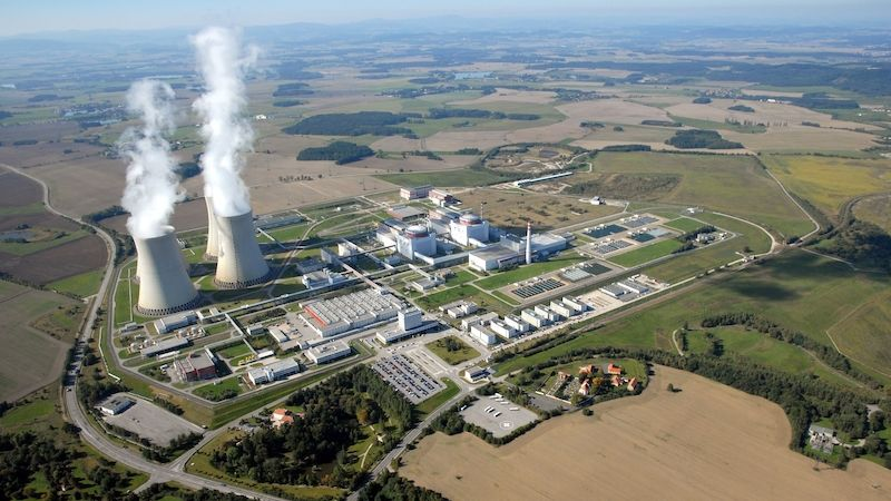 Cvičná havárie rozezní sirény temelínské elektrárny