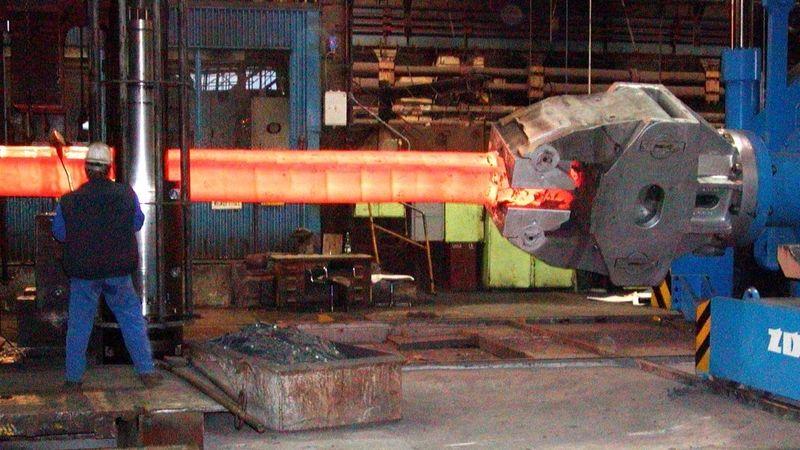 Plzeňské hutě Pilsen Steel propustí téměř 500 zaměstnanců