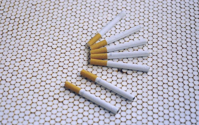videa kouření stroj