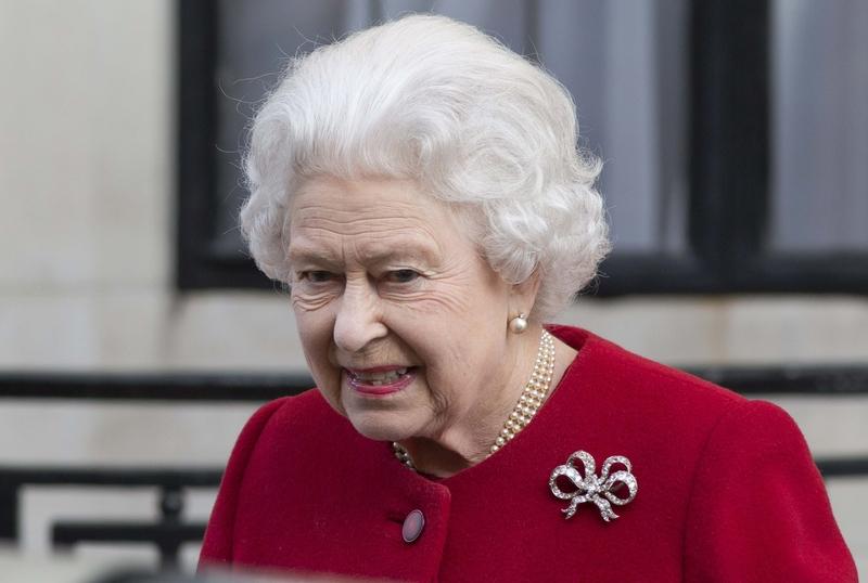 Hrozné historie královna Alžběta