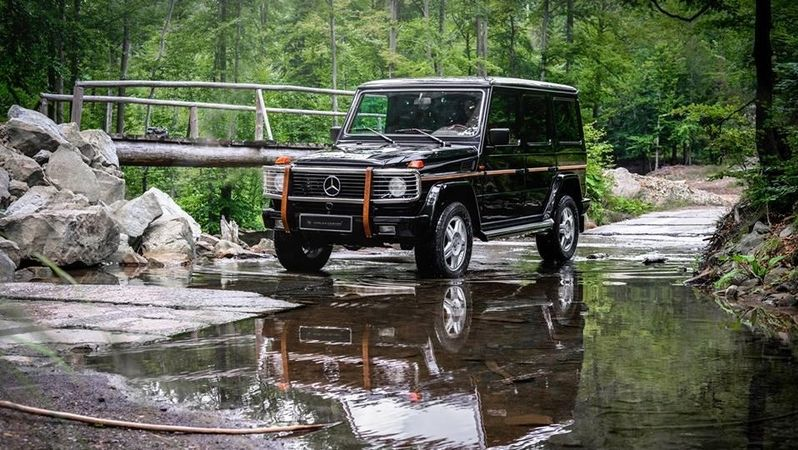 Mercedes-Benz G 1990 od Carlex Design
