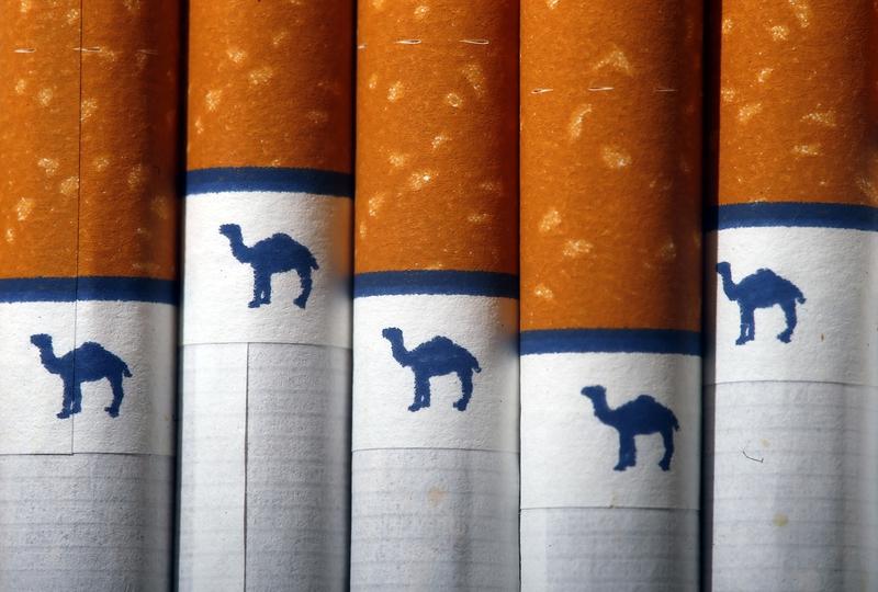 Extrémní mladé kouření
