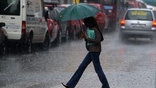 Déšť i přízemní mrazíky. Počasí se vrací k normálu
