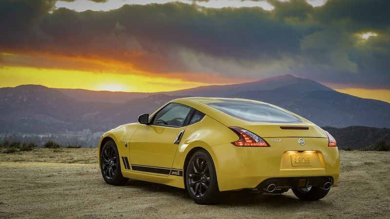 Nissan 370Z Heritage Edition (2017)