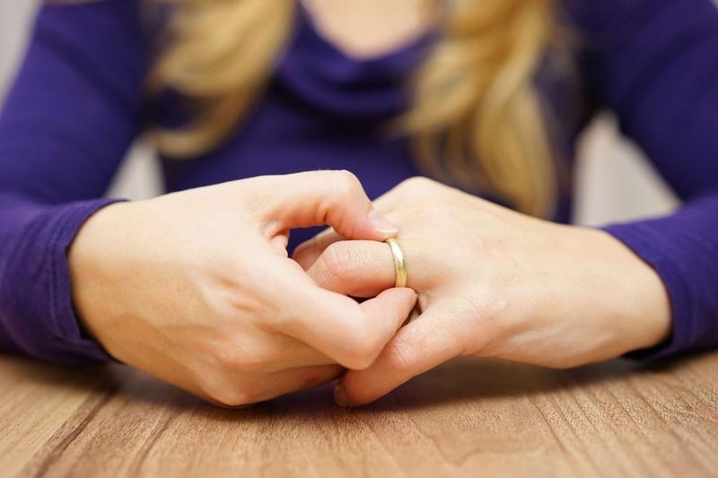 Mohu začít chodit po podání žádosti o rozvod