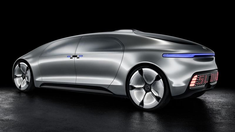 Mercedes-Benz F 015 Luxury in Motion (koncept, 2015)